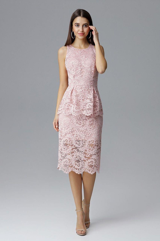 e81f366e98fcd Vestito da sera model 126200 Figl Vendita all ingrosso di abbigliamento  online