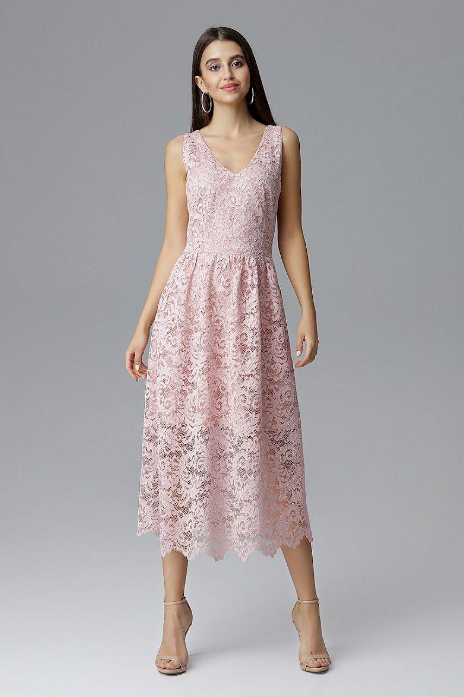 c3ecc125ad54b Vestito da sera model 126205 Figl Vendita all ingrosso di abbigliamento  online